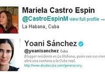 Мариэла Кастро в Twitter