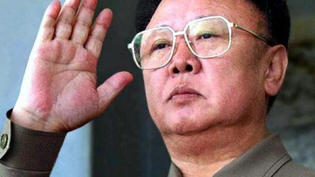 Ким Чен Ир умер