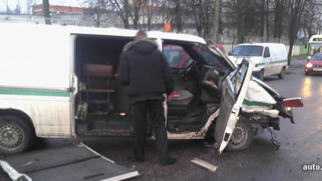 авария инкассаторская автомашина 9