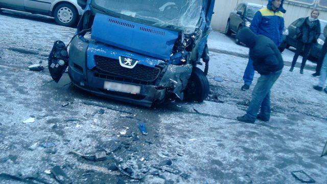 авария инкассаторская автомашина 4