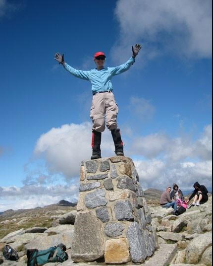 65 летняя американка покорила 7 вершин мира