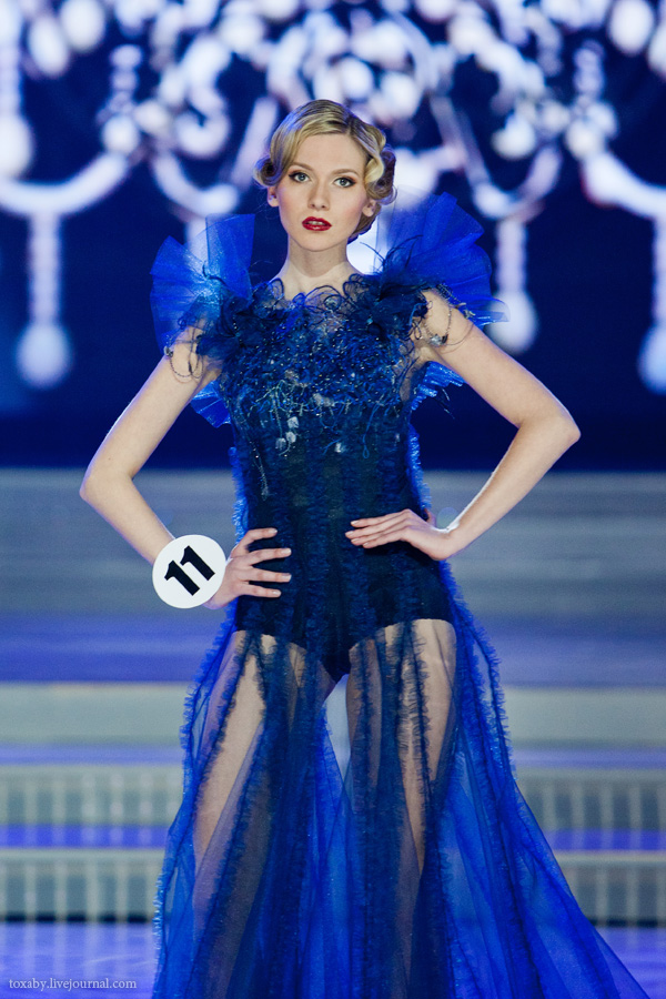 В Минске выбрали Мисс Беларусь 2012