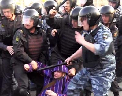 Избитая в Москве беременная женщина оказалась мужчиной