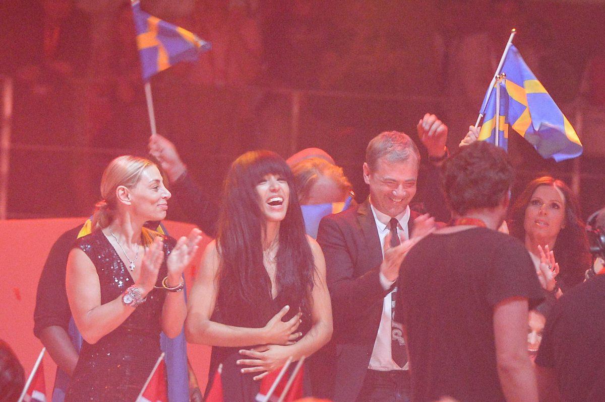 Швеция победила на Евровидении 2012