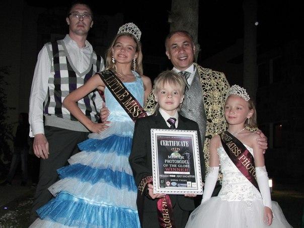 Белорусские дети победили на международном конкурсе красоты