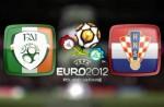 Хорватия обыграла Ирландию на Евро 2012