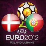 Португалия обыграла Данию на Евро 2012