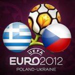 Чехия обыграла Грецию на Евро 2012