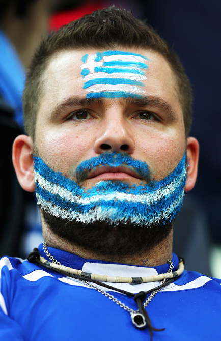 Фото матча Германия – Греция