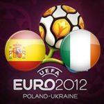 Испания обыграла Ирландию на Евро 2012