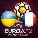 Франция обыграла Украину на Евро 2012