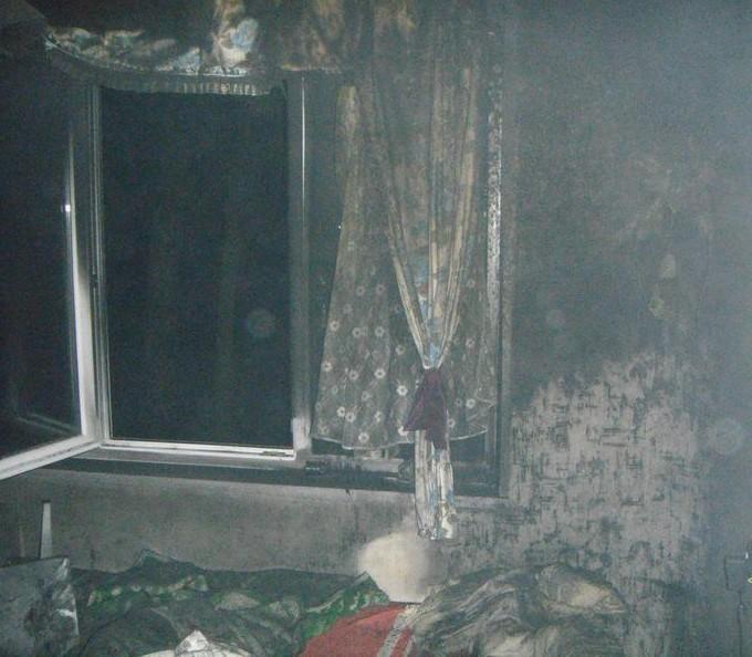 В Минске при пожаре в квартире погиб 1 человек