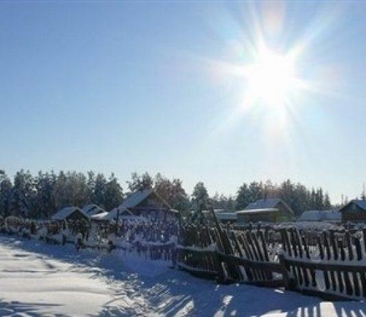 астрономическая зима