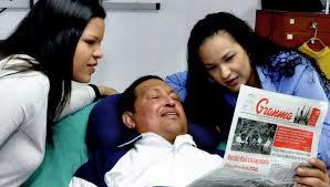 Вице-президент Венесуэлы: Уго Чавес жив и находится в хорошем настроении