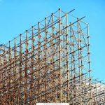 В Сочи со строительных лесов на уровне 14 этажа сорвались 9 рабочих