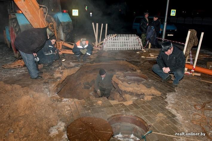 Горки разваливаются от некачественных строительных работ после «Дожинок»