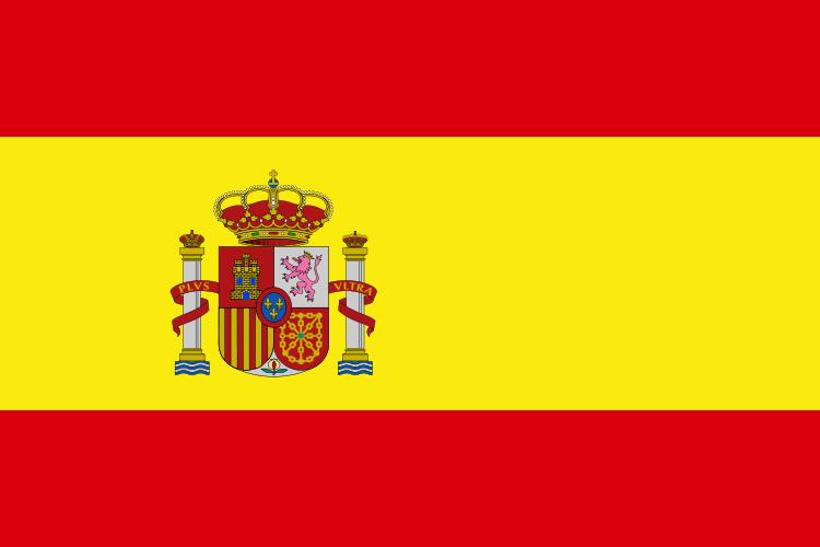 Испания, флаг Испании