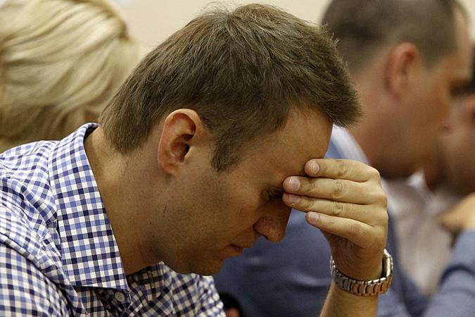 Навальному дали 5 лет