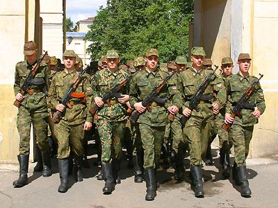Блоггеры и армия