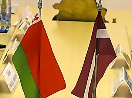Беларусь и Латвия