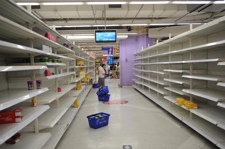 Потребительский рынок Крыма переживает кризис