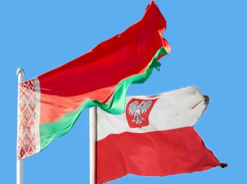 Беларусь Польша