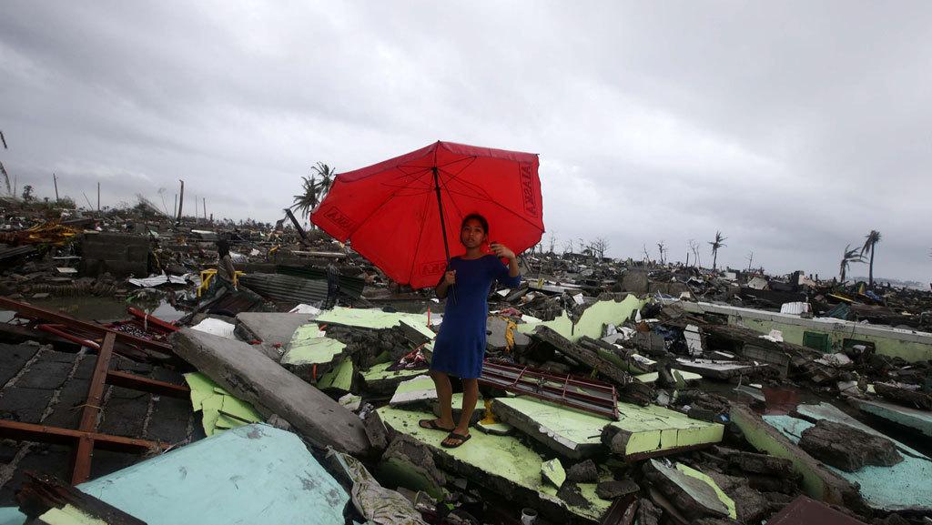 Последствия тайфуна «Хайян» на Филиппинах