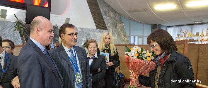Национальный аэропорт Минск принял 2-миллионного пассажира