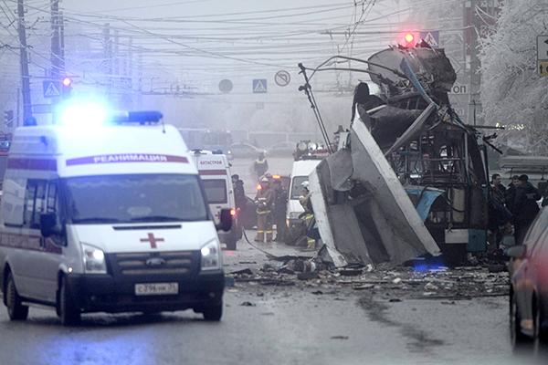 В Волгограде произошел новый теракт