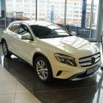 Mercedes GLA в Минске