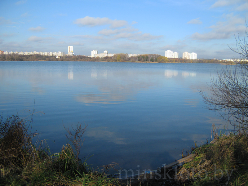 Чижовское водохранилище