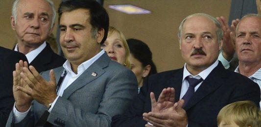 Лукашенко о Саакашвили