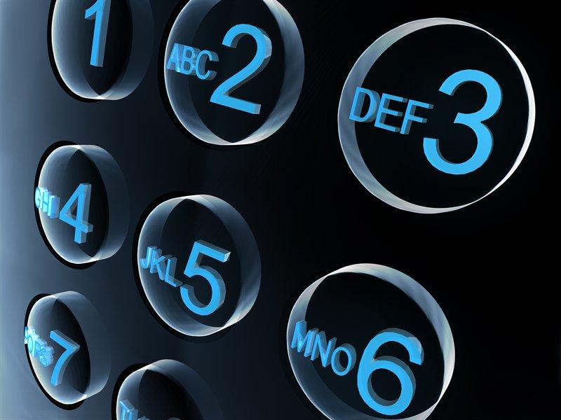 Телефонные услуги