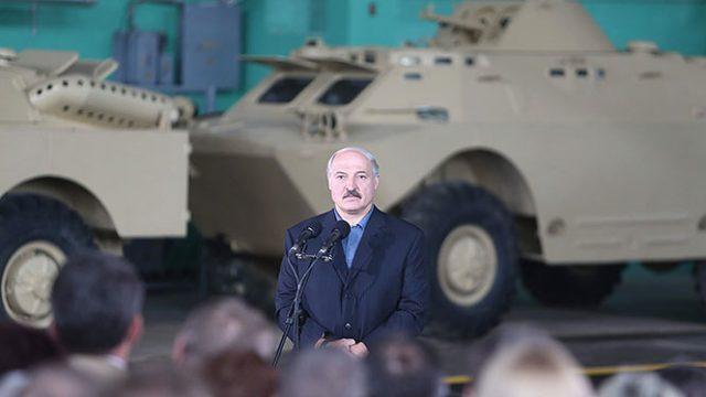 Лукашенко о пенсиях