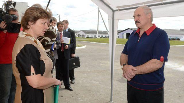 Лукашенко про АПК