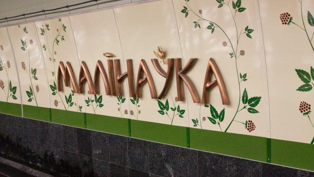 ЧП на Малиновке