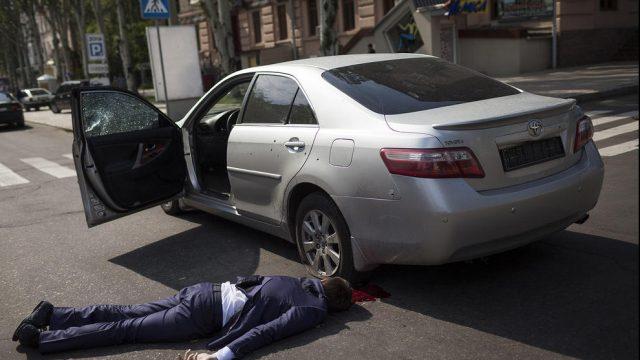 убит помощник Дениса Пушилина