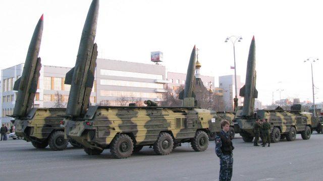 Искандеры в Беларуси