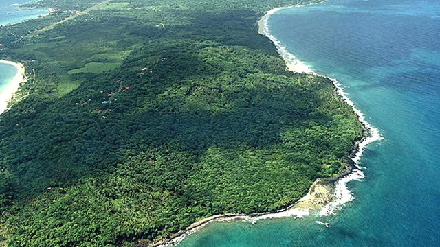 Побережье Никарагуа