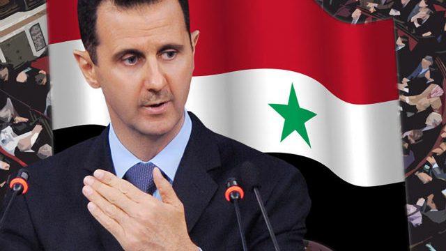 Выборы президента Сирии