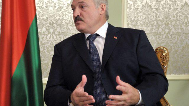 Лукашенко о Западе