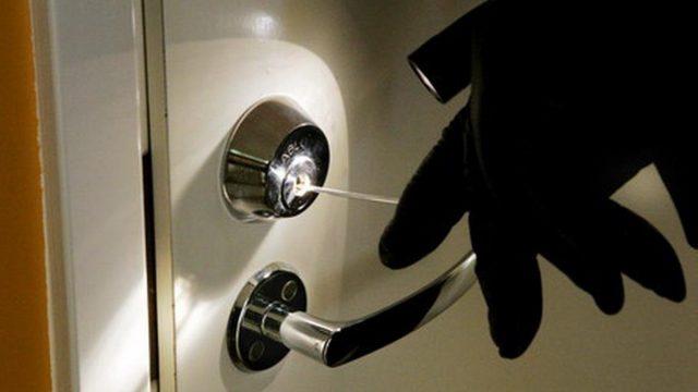 Ограбление квартир