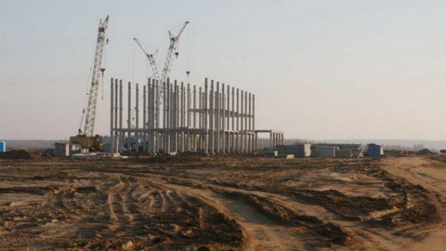 Строительство БелАЭС