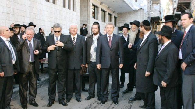 израильская делегация бизнесменов