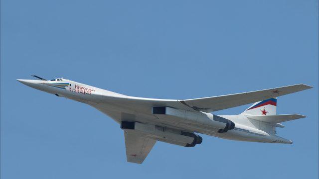 Ту-160 в Беларуси