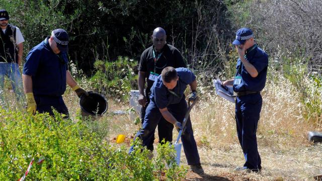 полиция ищет волосы