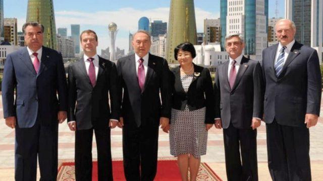Лукашенко про СНГ