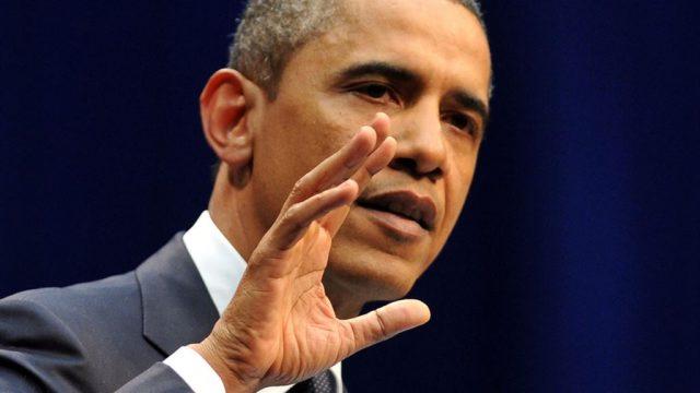Обама о санкциях