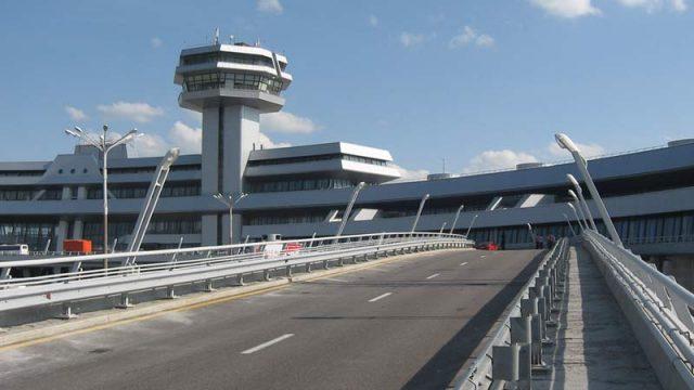 Реконструкция аэропорта Минска