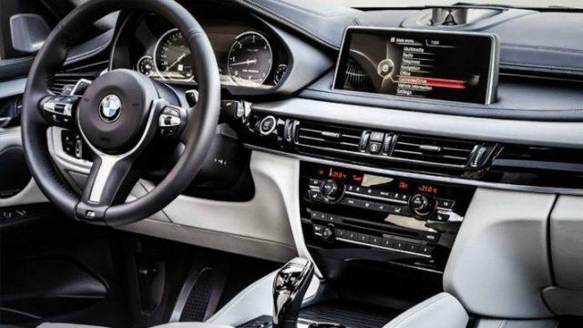 BMW X6 второго поколения